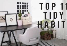 11 namigov za bolj organizirano delo od doma