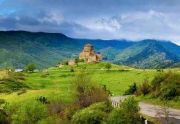 Gruzija in Armenija s Turistično Agencijo Palma
